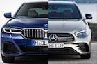 BMW 5시리즈 vs. 벤츠 E클래스, 한국시장서 격돌..과연 승자는?