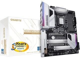 피씨디렉트, 화이트 컨셉의 '기가바이트 Z490 VISION G' 출시
