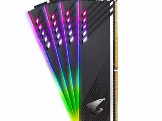 제이씨현, 튜닝PC 위한 '기가바이트 AORUS RGB DDR4 3600MHz 16GB' 출시