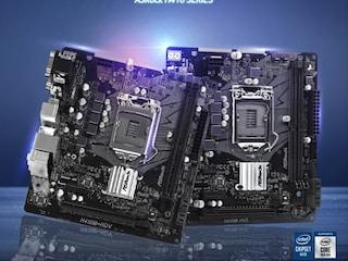 디앤디컴, 최신 인텔 CPU 위한 '애즈락 H410M-HDV/H410M-HVS' 출시