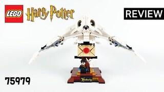 레고 해리포터 75979 헤드위그(Harry Potter Hedwig)  리뷰_Review_레고매니아_LEGO Mania
