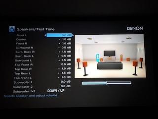 SBA 미디어컨텐츠 센터 7.2.4채널 THX 음향 캘리브레이션 실시