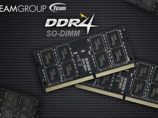 가넷씨앤아이 'Teamgroup 노트북용 DDR4 3200MHz' 출시