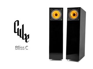 음이 펄펄 살아있는 8인치 풀레인지의 위엄 Cube Audio Bliss C