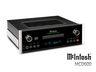디지털에 깃든 매킨토시의 저력 McIntosh MCD600