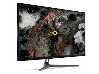 크로스오버존 '32SS PLUS QHD 75 HDR 평면 떡상 무결점' 할인 행사