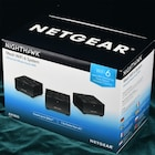 국내 최초 와이파이 얼라이언스가 인증한 이지메시 와이파이6 무선망으로, 넷기어 나이트호크 MK63