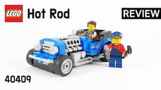 레고 프로모션 40409 핫 로드(Promotion Hot Rod)  리뷰_Review_레고매니아_LEGO Mania