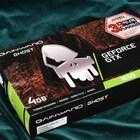 라이젠3 3100, 3300X 프로세서 최고의 궁합을 보이는 그래픽카드는?  GAINWARD GHOST 지포스 GTX 1650 4GB - 디앤디