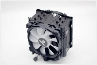 고성능 시스템의 효과적인 쿨링 솔루션, 에너맥스 쿨러 Enermax ETS-T50 AXE ARGB (블랙)