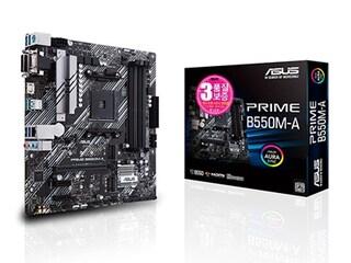 STCOM, AMD B550 메인보드 'ASUS PRIME B550M-A' 출시