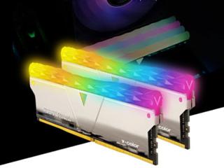제이씨현 'V-Color DDR4 16GB PRISM PRO RGB' 메모리 4종 출시
