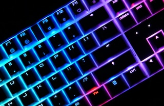 CHERRY MX BOARD 3.0S RGB '무보강판 체리 키보드'