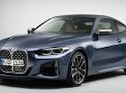 2세대 BMW 4 시리즈 쿠페의 디자인