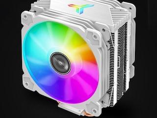 브라보텍, CPU 쿨러 'JONSBO CR-1000 PLUS AUTO RGB WHITE' 출시