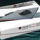 무선 연결이지만 불편한 무선 충전을 필요치 않은 완벽한 트루 와이어리스 게이밍 마우스, 매드캣츠 R.A.T 에어(AIR)
