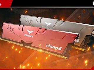 가넷씨앤아이 'Teamgroup T-Force Vulcan Z 3200MHz' 메모리 출시