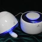 """한 여름밤의 불청객, """"모기""""를 UV 램프로 유혹해서 잡는 에즈윙의 전자 모기 포집기 2종"""