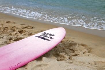누구나 처음은 있잖아요? 여행기자의 첫 서핑 도전기