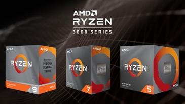 여유로움에 빠릿빠릿함을 더한 'AMD 라이젠 3000XT' 간단 정리