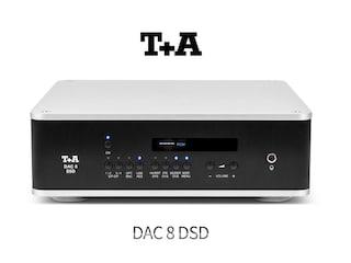 독일 하이테크 DAC 머신이란 이런 것 T+A DAC 8 DSD