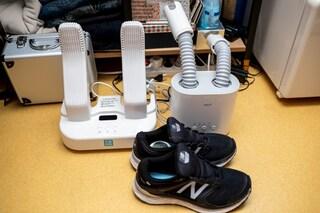 신발건조기 전격 비교 리뷰 (샤오미 디어마 HX20 vs 에브리봇 신애바람 SA100) 1편