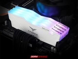 서린씨앤아이, 고성능 게이밍 메모리 '팀그룹 티포스  델타 RGB' 신제품 6종 출시