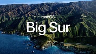 [WWDC20] 새로운 차원의 맥 등장 예고, 맥OS 빅 서(Big Sur)