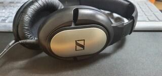 젠하이저 HD206 보급형 모니터링 헤드폰