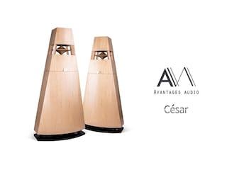 무지향의 신세계로부터 Avantages Audio Cesar Speaker