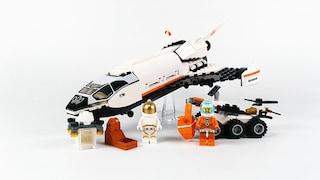 [레고 60226] 화성 연구 셔틀(Mars Research Shuttle)