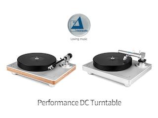 [리뷰] 두 톤암이 전한 선도 높은 아날로그 사운드 Clearaudio Performance DC Turntable
