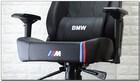 BMW 의 DNA를 컴퓨터 의자에 이식하다, 제닉스 BMW M 퍼포먼스 체어