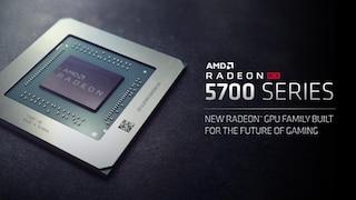 AMD RX 5700XT 차세대 그래픽카드를 발표하다