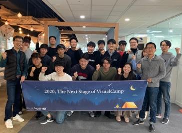 비주얼캠프, '아기 유니콘 기업' 선정