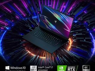 레이저, 크리에이터와 게이밍 유저를 모두 만족시킬 노트북 출시