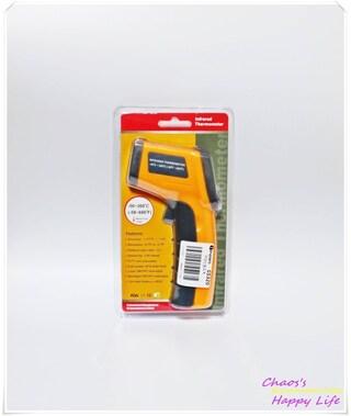 INPARO 레이저 적외선 온도계 비접촉식 측정기