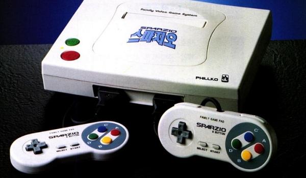 90년대 짝퉁 게임기들