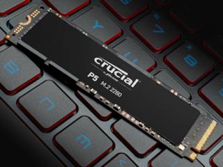 대원CTS, NVMe 기반 고성능 SSD '마이크론 Crucial P5' 출시