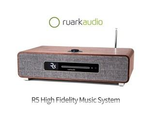 음악의 테마파크 Ruark Audio R5