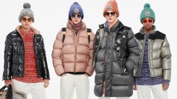 몽클레르 2020 가을/겨울 남성 컬렉션 '도시 교차로' 공개