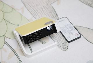 캠핑용 빔프로젝터로 추천하고 싶은 뷰소닉 플렉스빔 미니 사용기