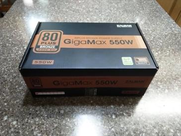 가성비 컴퓨터파워 GigaMax550W