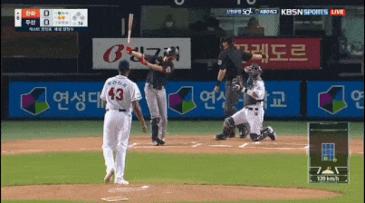 어제자 KBO 한화vs두산 야구 볼만했던 점