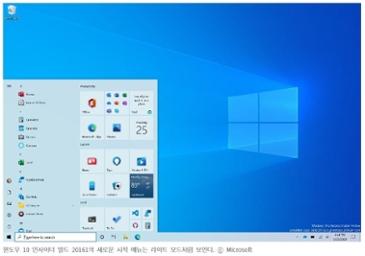 """""""시작 메뉴도 바뀐다"""" 윈도우 10 테스트 빌드의 과격한 변신"""
