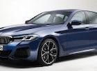 BMW 5, 6 시리즈의 디자인