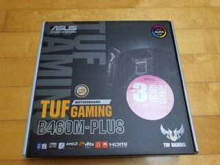 인텔 10세대를 위한 ASUS TUF GAMING B460M-PLUS STCOM 간단 사용기 (개봉편)