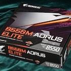 볼륨 잡힌 AMD B550 칩셋 메인보드, 기가바이트 B550M 어로스 엘리트 (AORUS ELITE) - 제이씨현
