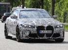 [스파이샷] BMW M4