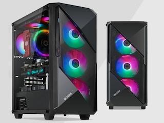 오르비스, 쿨링에 최적화된 레인보우 RGB 케이스 'SY410 RGB 메쉬 강화유리' 출시